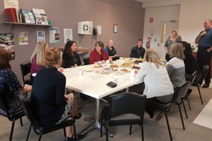 RFL morning tea [sml]