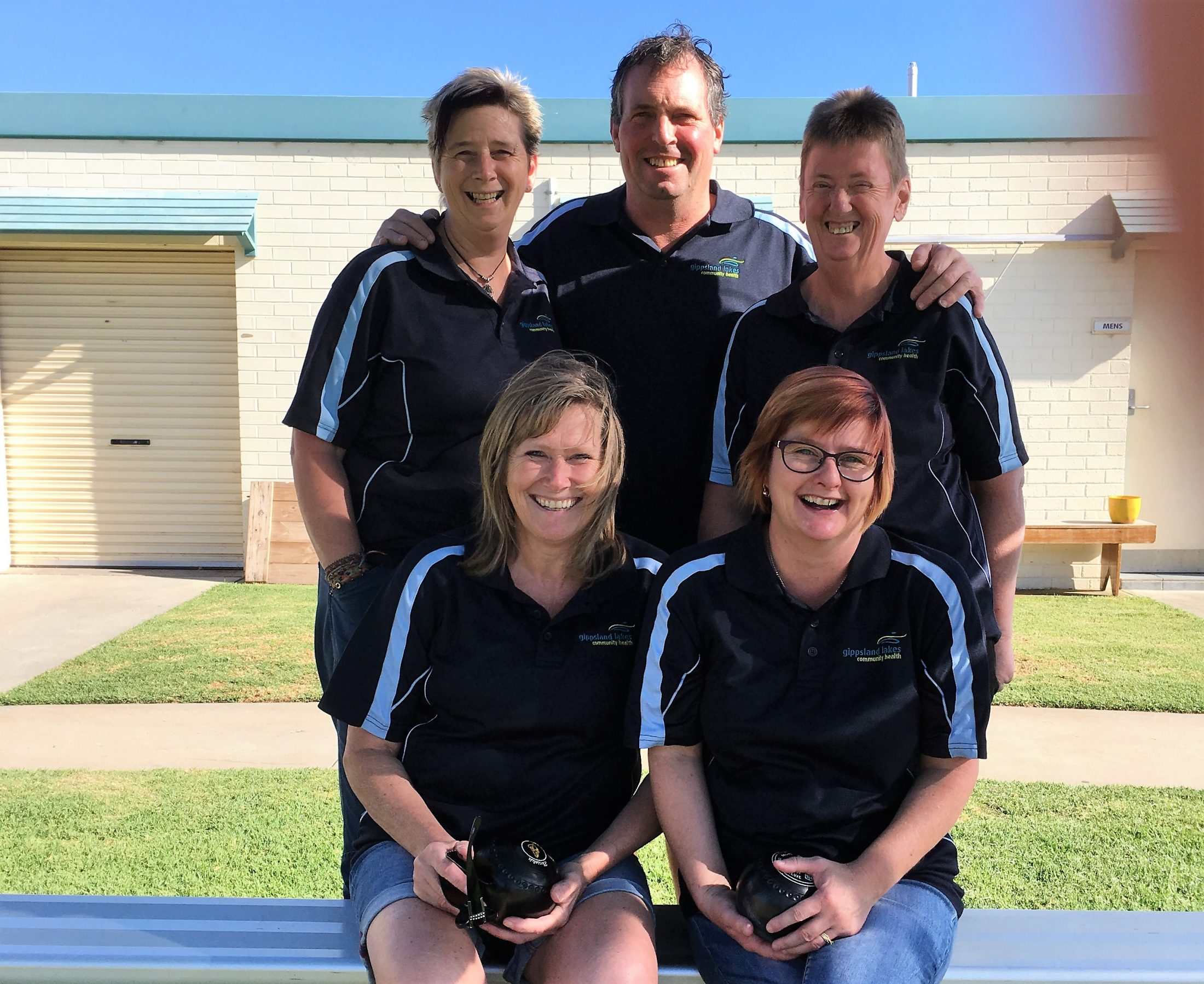 Lawn Bowls Team [Jan 2017]