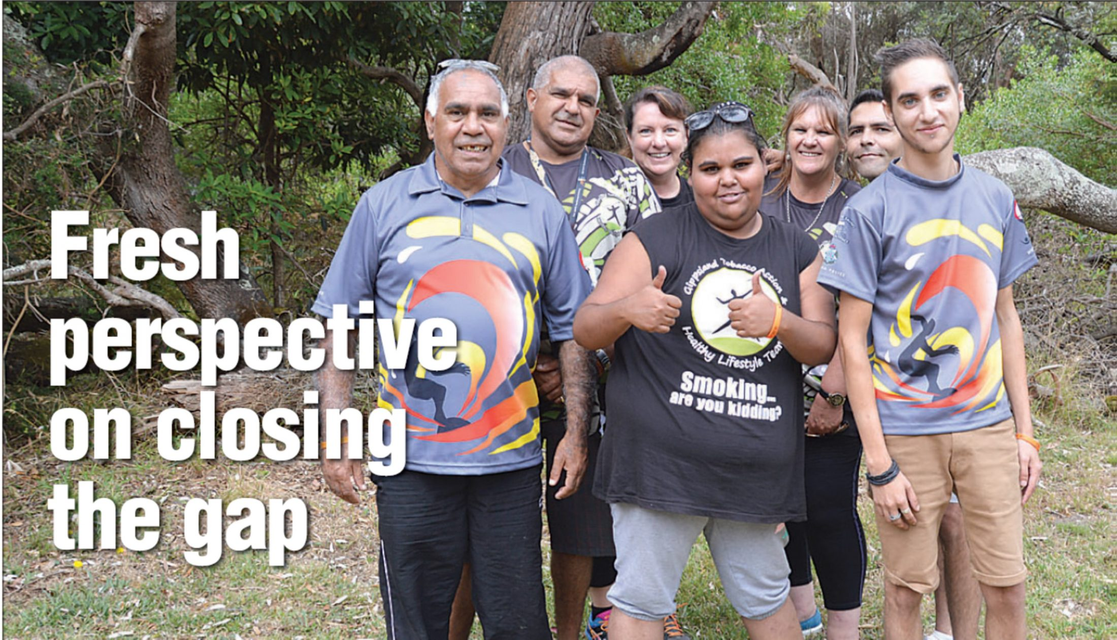 Gippsland Tobacco Action and Healthy Lifestyle Team